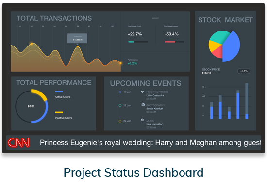 project-status-dashboard